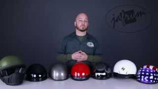 Motorcycle Half Helmet Buying Guide Overview at Jafrum.com