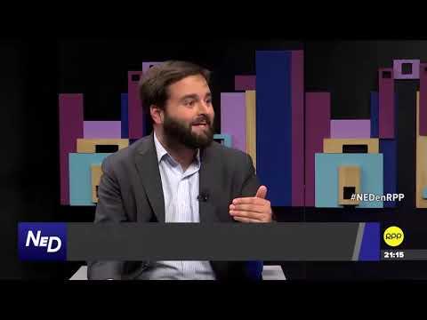 """Alberto de Belaunde """"El fujimorismo tiene un ADN autoritario y cada vez que quiere, hará uso de el"""""""