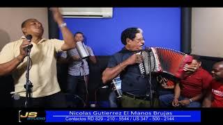 Nicolas Gutierrez Playa Magante En Vivo JS Studio
