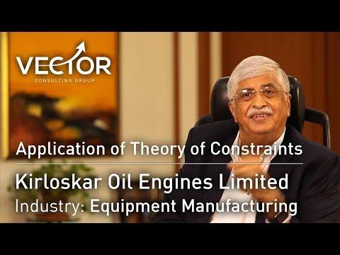 Kirloskar Oil Engines Ltd: Accelerating New Product Development (NPD)