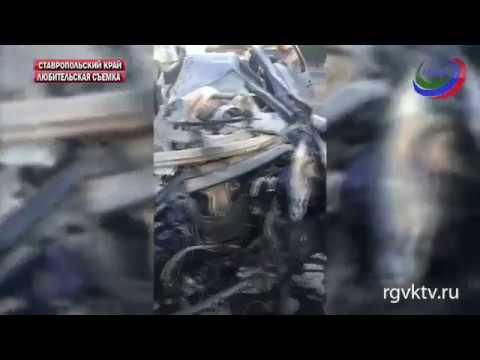 В ДТП в Минводах погибли пятеро, в том числе дагестанские спортсмены