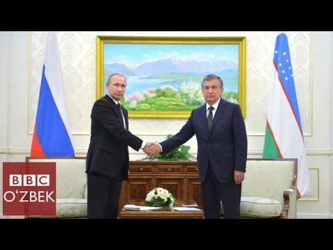 Путин Ўзбекистонга нега бормади? - BBC O'zbek