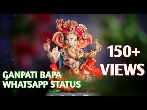 ganpati-bappa  ganpati-bappa-whatsapp-status-2019-  -ganesh-chaturthi-whatsapp-status-2019