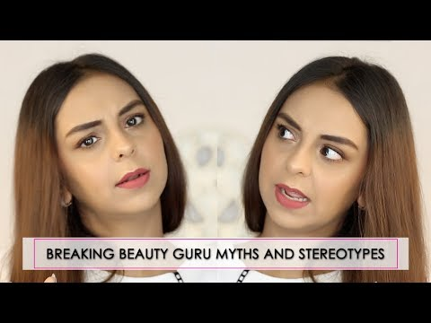 Busting Beauty Guru Myths | 5 Reasons My Life Is Geek Chic!
