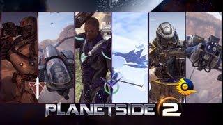 PlanetSide 2 - Истоки конфликта