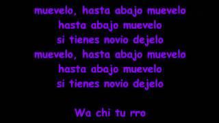 Los Wachiturros - Tirate Un Paso (Letra) Mayo 2011