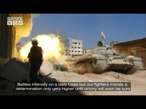 The Title of Victory - the story of FSA operations in East Ghouta