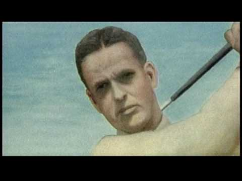 Golfer Bobby Jones Print by General Dwight D. Eisenhower