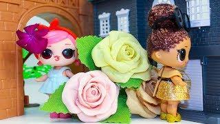 Куклы ЛОЛ Сестрёнка НЕ РАЗРЕШАЕТ КОТЁНКА! Мультики ЛОЛ Сюрприз Видео для детей LOL Surprise