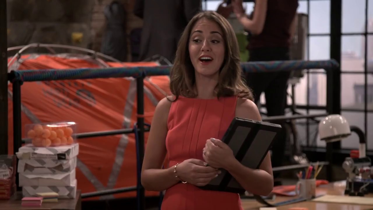 Download The Great Indoors 1x03 Jack & Brooke (1/2) [Step One: Shelter]