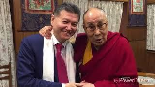 Далай-лама о духовных связях Тибета и России