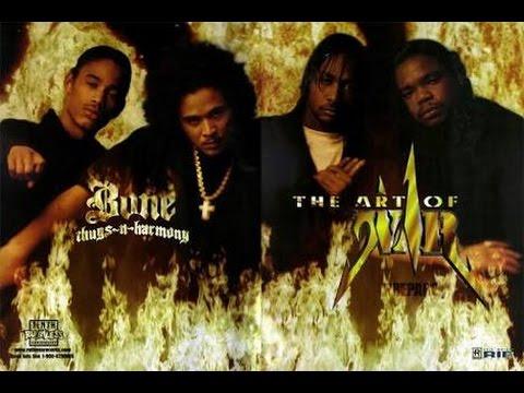 Bone Thugs - N-Harmony - Blaze It (The Art Of War)