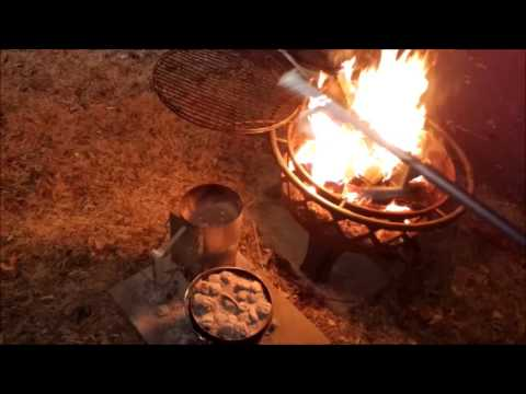 Cast Iron Dutch Oven Slow Cooking