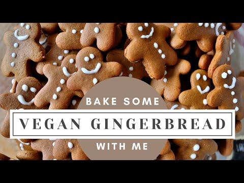 Vegan Gingerbread Recipe » Let's get baking!