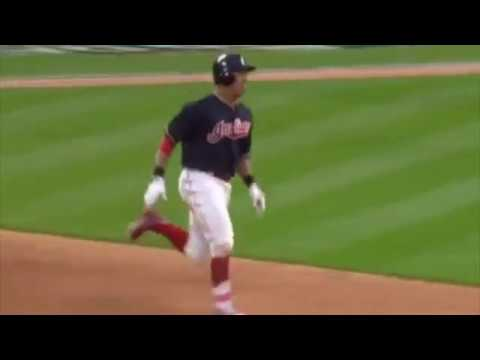 4-11-2017 | Indians Opening Day Walk Off - Tom Hamilton