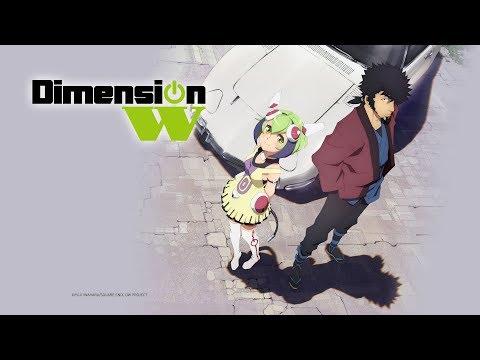 Dimension W (Anime-Trailer)