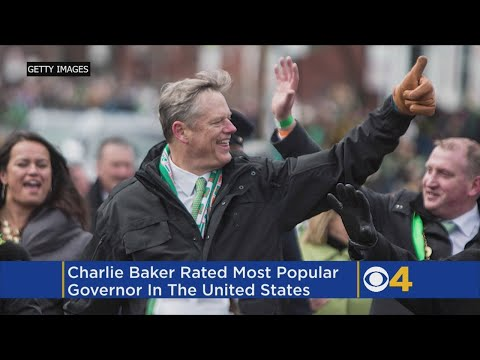 Poll: Charlie Baker Is Once Again America's Most Popular Governor