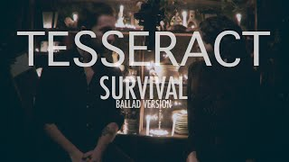 Tesseract - Survival (Rearranged Cover) by