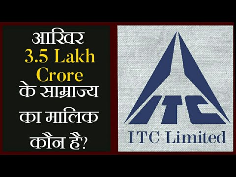 ITC - |No Promoter 3500000000000Rs Company| Full Case Study from 1910.