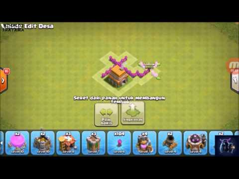 Base Coc Th 6 Kelelawar 1