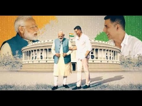 PM Narendra Modi's exclusive interview with versatile actor Akshay Kumar at 9 AM