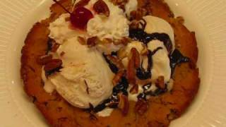 Betty's Big Chocolate Chip Sundae Cookie