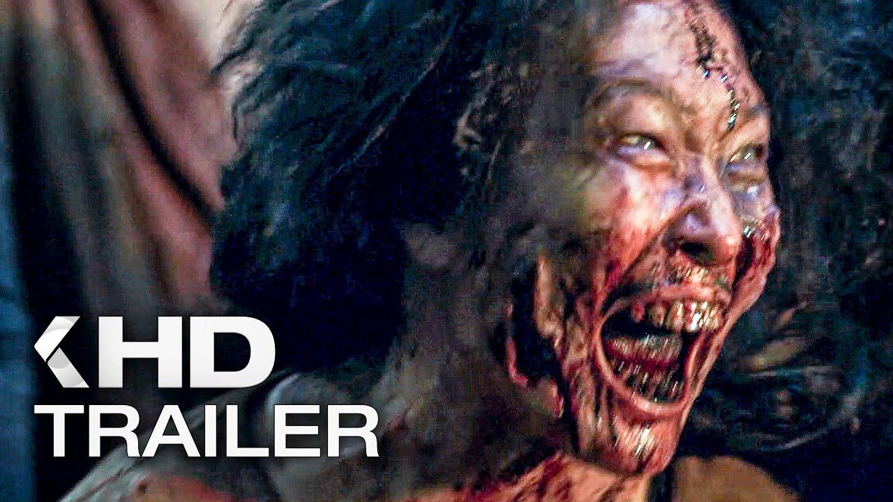 TRAIN TO BUSAN 2: Peninsula Trailer 2 (2020)