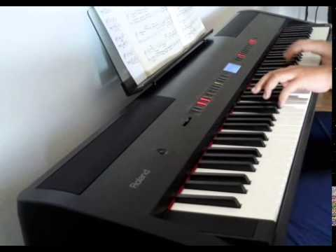 Almeno Tu Nell'universo - Mia Martini Piano Cover