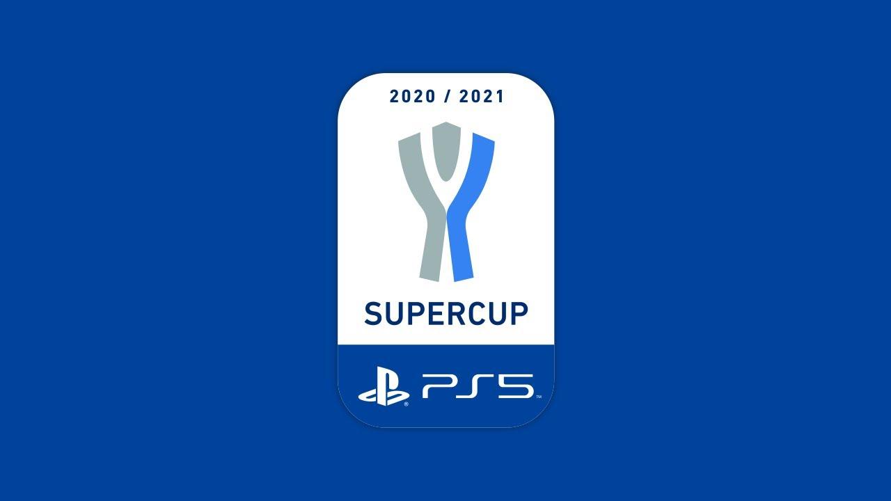 PS5 Supercup | PlayStation 5 Sponsor Title della Supercoppa italiana 2020