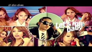 Lee Hyori - U-Go-Girl Mnet HD