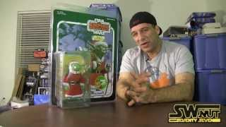 "Gentle Giant Exclusive 12"" Vintage Holiday Yoda-Review"
