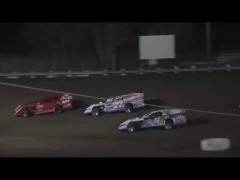 HEAT OF THE NIGHT: USMTS Casey's Cup Series @ Heart O' Texas Speedway 2/19/16