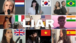 Who Sang It Better : Camila Cabello - Liar (us,uk,brazil,vietnam,india,spain,italy) Video