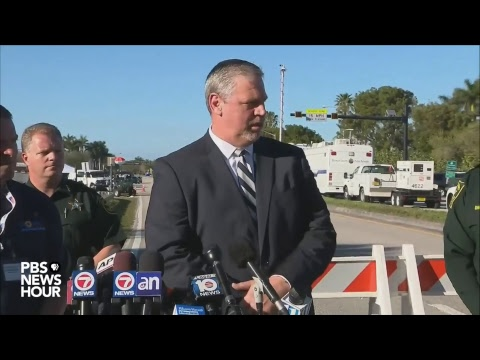 WATCH LIVE: Broward County Sheriff provides shooting investigation update