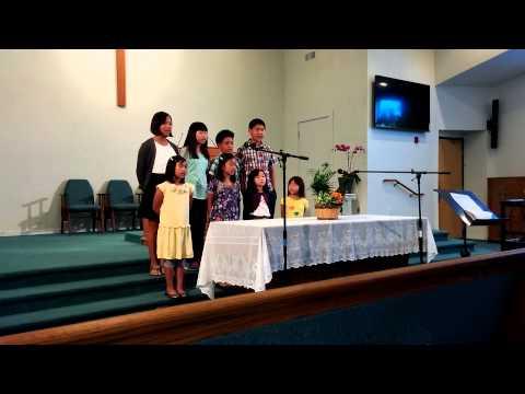 I love you Jesus (kid's prayer)