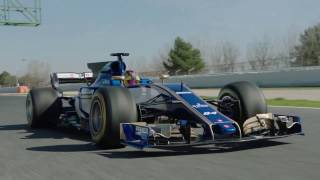 Sauber F1 Team On Track - Pascal Wehrlein | AutoMotoTV