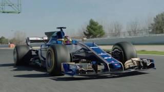 Sauber F1 Team On Track - Pascal Wehrlein | AutoMotoTV