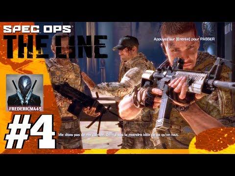 Spec Ops: The Line [FR] La Bataille - Walkthrough 4
