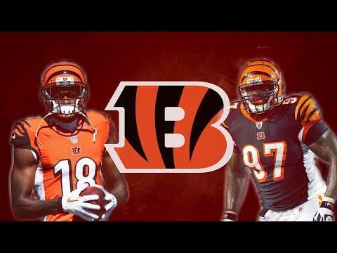 Cincinnati Bengals - 2017 NFL Season Hype
