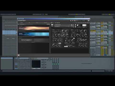 Pathfinder WT - NKS Kontakt Player - Studio Jam Psytrance