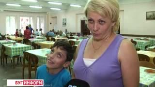 2014-08-12 г. Брест Телекомпания  Буг-ТВ. Детский оздоровительный комплекс «Орленок»