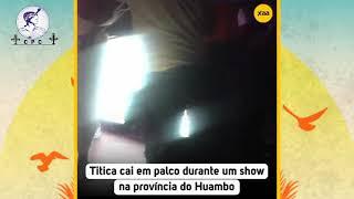 TITICA DESMAIA NO SHOW (SINTOMAS DE GRAVIDEZ?)