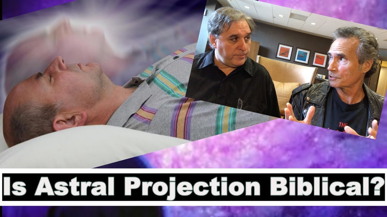 Christians Are Leaving Their BODIES To Battle Demons! Pt 1 Russ Dizdar Astral Projection