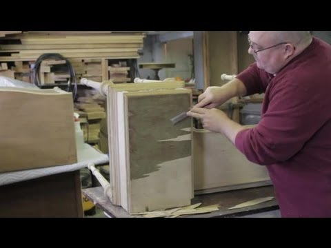 How to Get Old Laminate Off Wooden Furniture  Furniture Repair &  Refinishing
