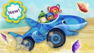 Team Umizoomi Shark Car Race Game- Full Gameplay Episodes Incrediple English Game 2014