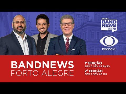 BandNews Porto Alegre 1ª e 2ª Edição (14/09/2021)