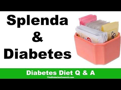 Is Splenda Good For Diabetes
