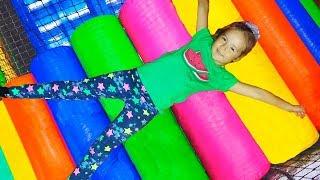 Welcome to the best indoor playground with katykarol