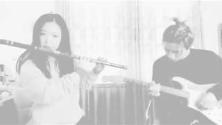 Hòa tấu sáo guitar  || concert flute guitar