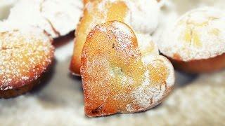 Медовые Кексы - Простой и быстрый рецепт - Honey Cupcakes Recipe